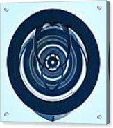 Inner Circles Acrylic Print
