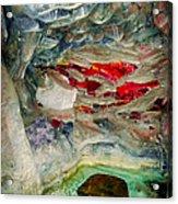 Inner Earth Acrylic Print