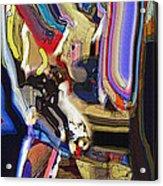 Inner Sanctum Acrylic Print