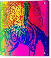 I Know That I Have This Inner Spirit But Can You See It  Acrylic Print