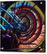 Inner Wheels  Acrylic Print