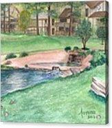 Innsbrook Hole 9 Acrylic Print