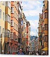 Innsbruck Color Acrylic Print