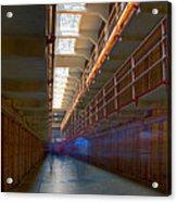 Inside Alcatraz Acrylic Print