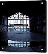 Insideout Acrylic Print