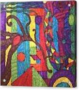 Insomnia 1 Acrylic Print by Sarah E Kohara