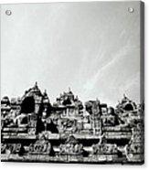 Inspiration At Borobudur Acrylic Print