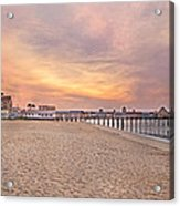 Inspirational Theater Old Orchard Beach  Acrylic Print