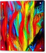 Inspire Experiment Acrylic Print