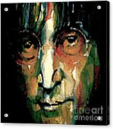 Instant Karma Acrylic Print