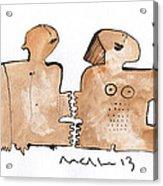 Instar No.1  Acrylic Print