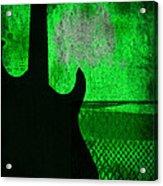 Instrument Acrylic Print