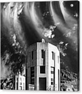 Intake Tower Hoover Dam Acrylic Print