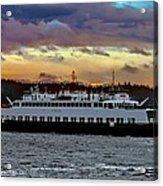 Inter-island Ferry Acrylic Print