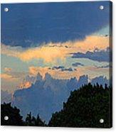 Interesting Sky Acrylic Print
