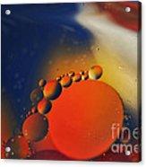 Intergalactic Space 2 Acrylic Print