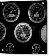 Internal Mechanics Uss Bowfin Pearl Harbor V3 Acrylic Print