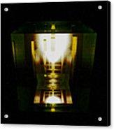 Internal Reflections Acrylic Print