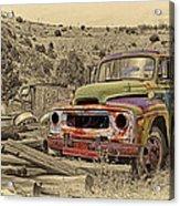 International Colors Acrylic Print by Robert Jensen