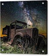 International Milky Way Acrylic Print