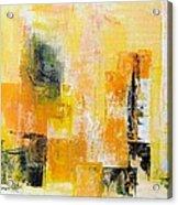 Interpretation Acrylic Print