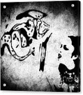 Interrogation Acrylic Print