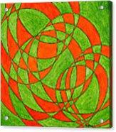 Intersection, No. 1 Acrylic Print