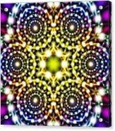 Interstellar Mind Travel Acrylic Print