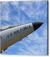 Into The Wild Blue Yonder Acrylic Print