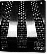 Inversion Acrylic Print by James Aiken