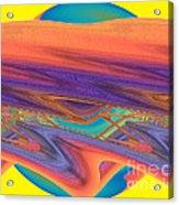 Inw_20a6039 Weaving Acrylic Print