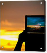Ipad Photography Acrylic Print