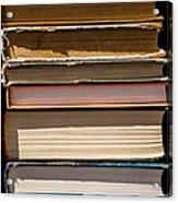 iPhone Case - Pile Of Books Acrylic Print