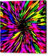 Iphone Cases Colorful Floral Abstract Designs Cell And Mobile Phone Covers Carole Spandau Art 159 Acrylic Print