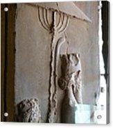 Iran Ancient Umbrella Acrylic Print