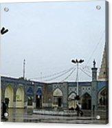 Iran Daniel Tomb Acrylic Print