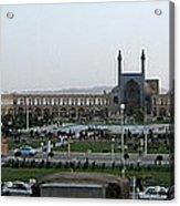 Iran Isfahan Landmarks Acrylic Print