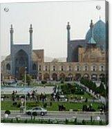 Iran Isfahan  Acrylic Print