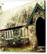 Ireland Church Xiv Acrylic Print