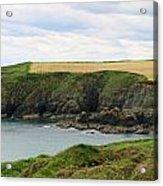 Ireland Coast Panorama Acrylic Print