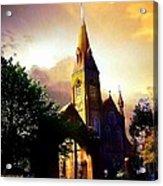 Ireland St. Brendan's Cathedral Acrylic Print