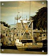 Irenes Way Morro Bay Digital Acrylic Print