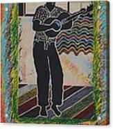 Irie Reggae 1 Acrylic Print by John Powell