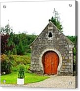 Irish Charm Acrylic Print