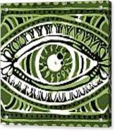 Irish Gypsi Acrylic Print