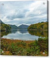 Irish Lake Acrylic Print by Pro Shutterblade