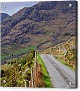 Irish Road Acrylic Print