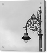 Irish Street Light Acrylic Print