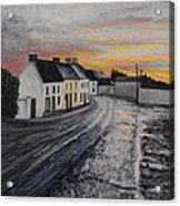 Rathvilly After The Rain Acrylic Print