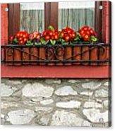Irish Window Acrylic Print